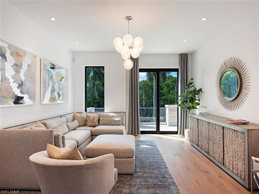 Luxury homes waterfront new construction with wow factor