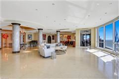 Luxury real estate Seasons Penthouse mansion in the sky