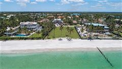 Luxury properties rare lot on the gulf of mexico