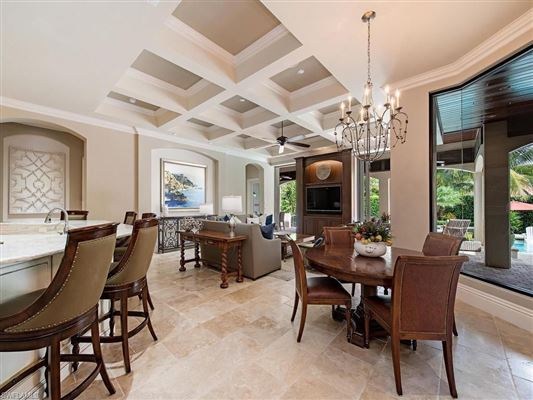 Stately Home In The Moorings Florida Luxury Homes