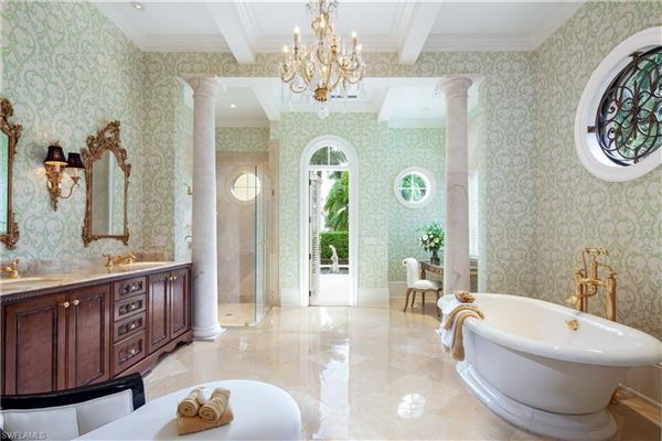 Luxury homes in RARELY available Escada Estates home