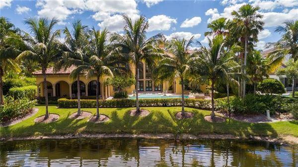 Mansions in RARELY available Escada Estates home