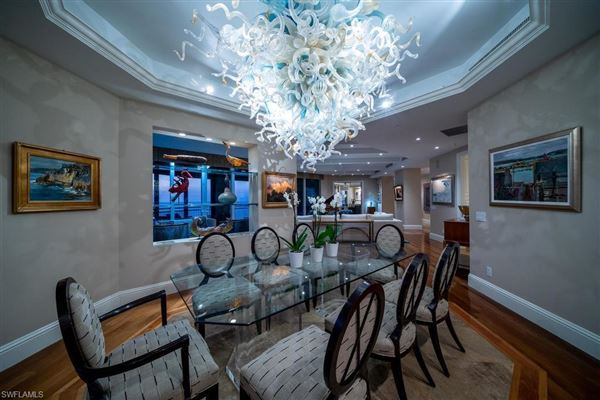 Absolutely spectacular home in the seasons in naples luxury real estate