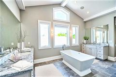 Luxury real estate Remarkable new construction in ideal location