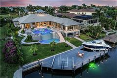 Luxury homes in One of a kind on Marco Island