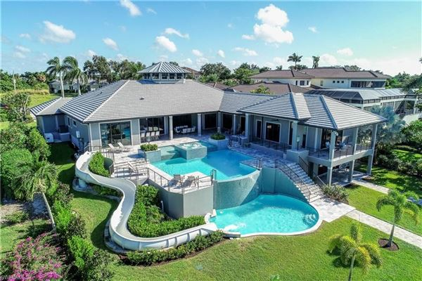 One of a kind on Marco Island luxury real estate