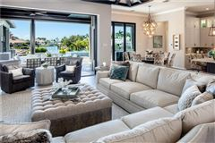 Mansions One of a kind on Marco Island