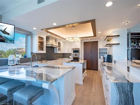 Luxury real estate spacious three bedroom at the Remington