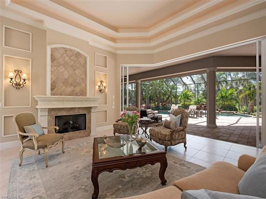 Luxury properties sunset golf home