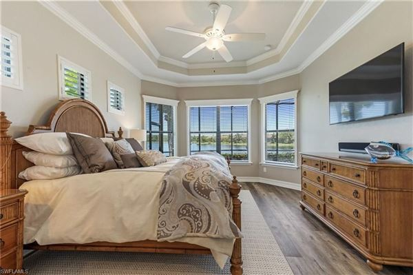 Luxury real estate privacy and a beautiful view