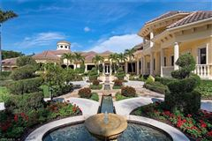 Truly a grand estate home situated on a 1.3-acre luxury real estate