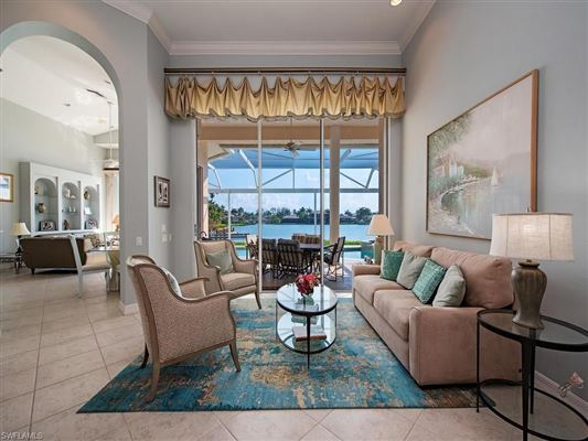 designer decorated waterfront home luxury real estate
