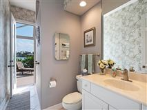 Mansions designer decorated waterfront home