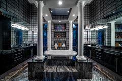 a custom contemporary estate mansions