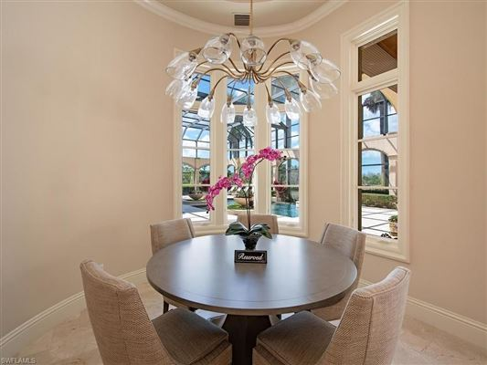 stunning residence in coveted Quail West luxury properties