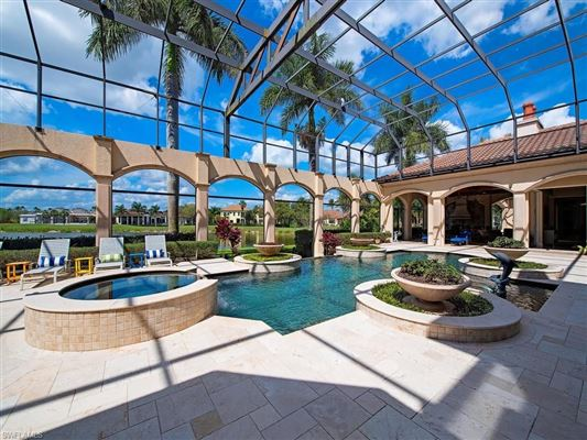 Mansions in stunning residence in coveted Quail West