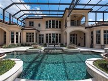 stunning residence in coveted Quail West luxury real estate