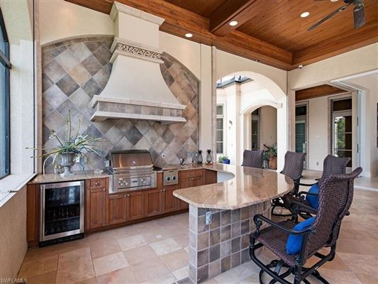 Luxury real estate stunning residence in coveted Quail West