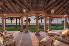 Unparalleled Beachfront Grounds on Luxurious Estate luxury properties