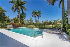 a prime location on the Moorings Country Club luxury properties