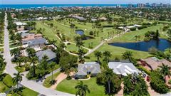 a prime location on the Moorings Country Club mansions