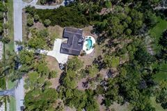 Luxury properties  1.38 acres on Cajeput Drive