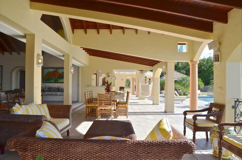 Mansions in Terres Azure Estate