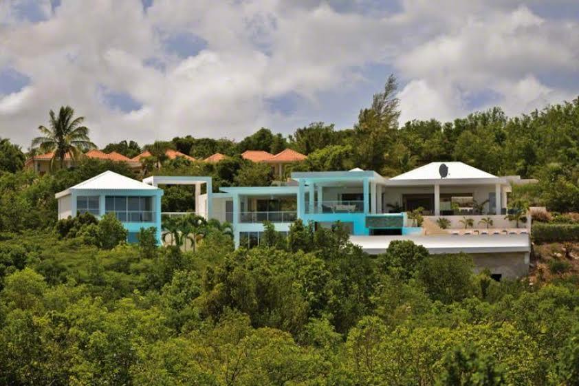 Luxury homes Grand Bleu
