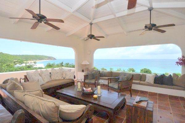 Luxury real estate Terres Basses Beachfront Villa