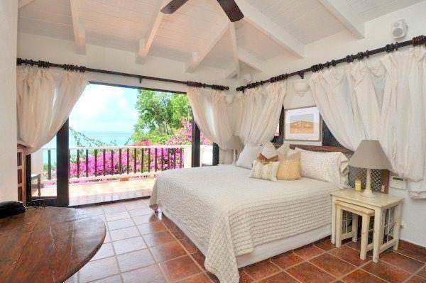 Terres Basses Beachfront Villa luxury real estate