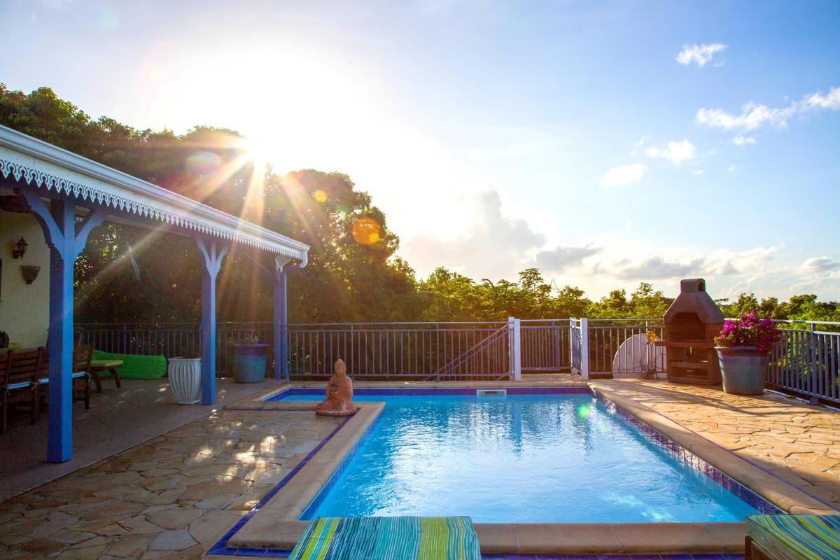 Luxury homes Villa Karibe