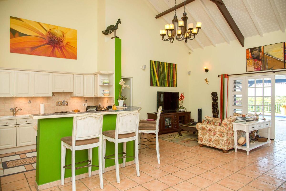 Villa Karibe luxury real estate
