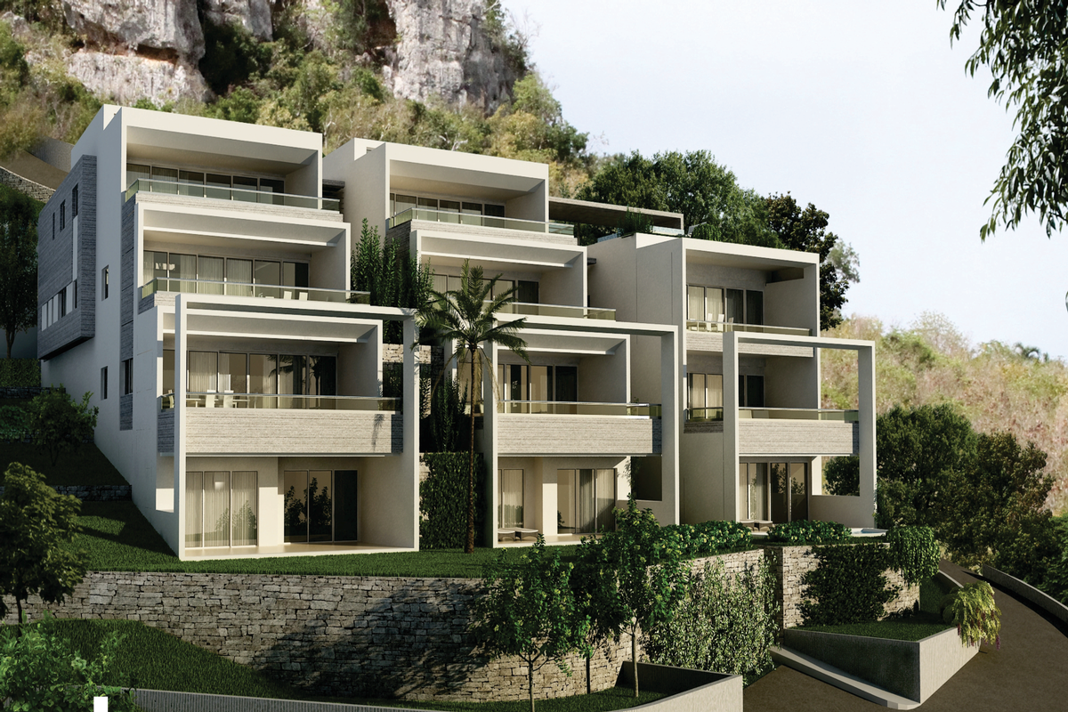 Pre-construction Ambassador Residence luxury properties