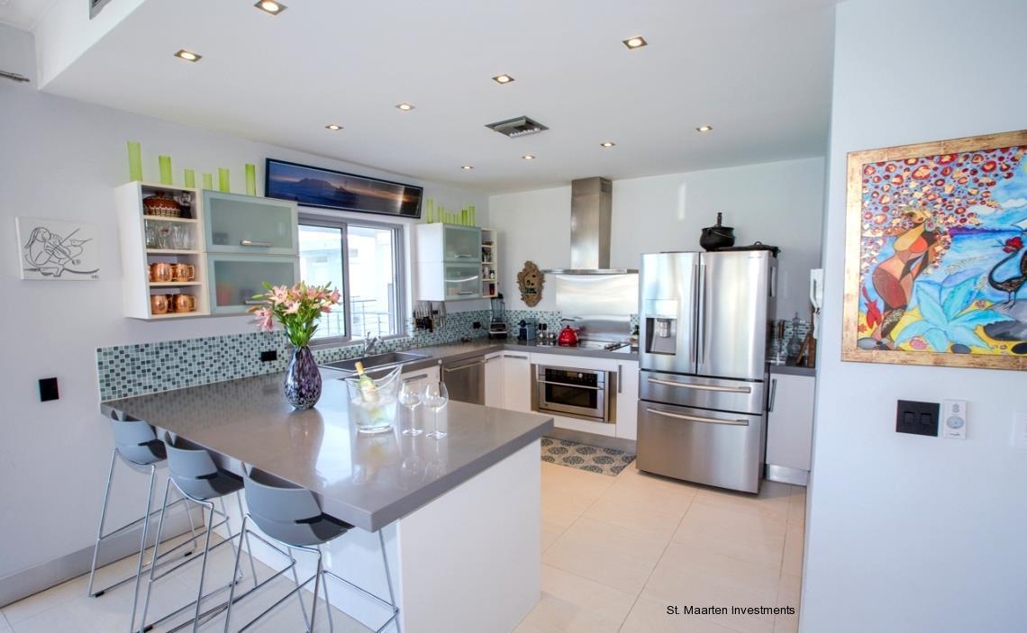 Luxury homes Las Arenas Penthouse