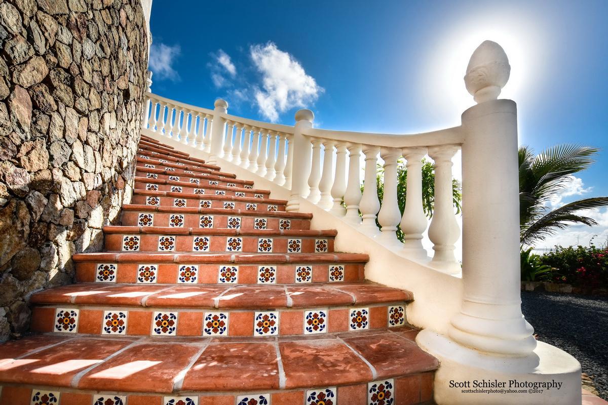 Villa Rosa mansions