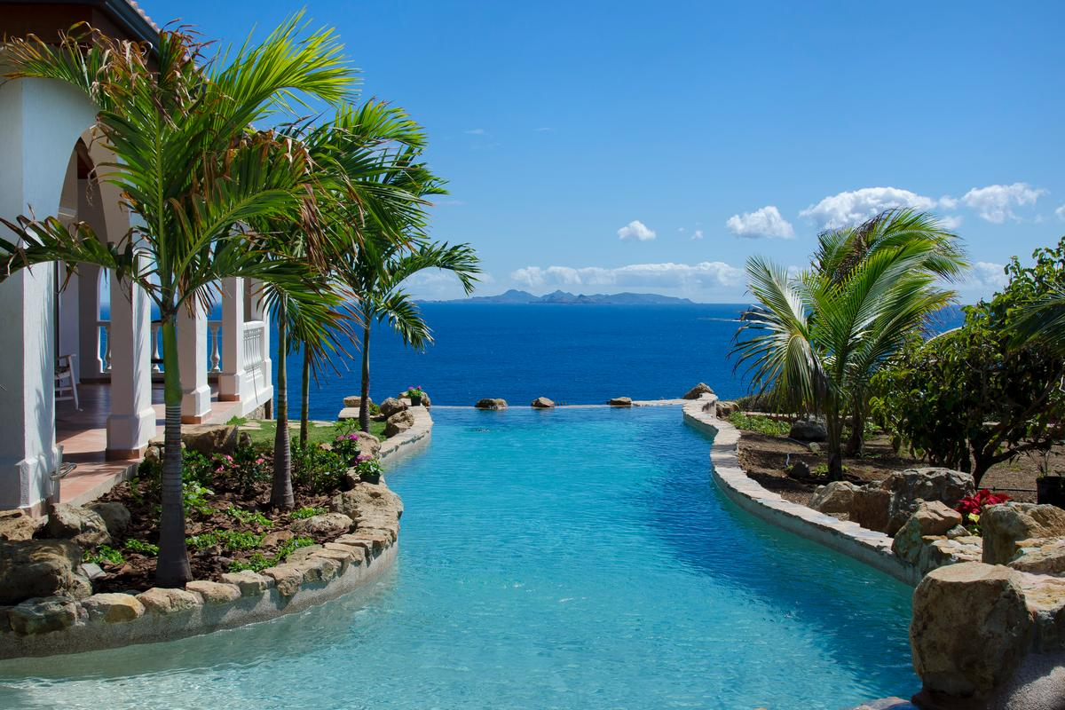 Luxury real estate Villa Rosa