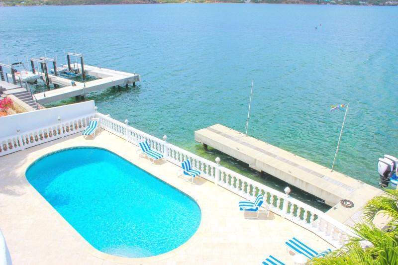 Luxury real estate Marina Front Villa