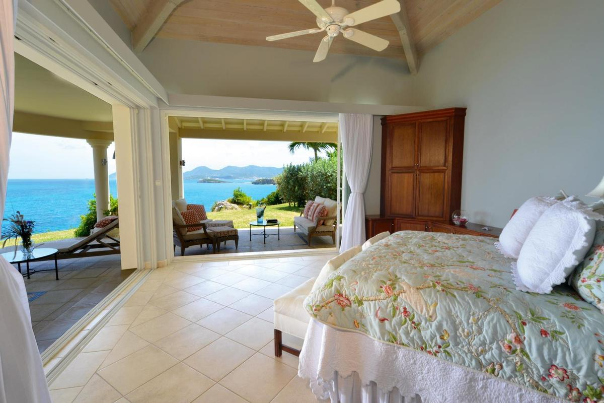 A stunning Caribbean rental villa  luxury properties