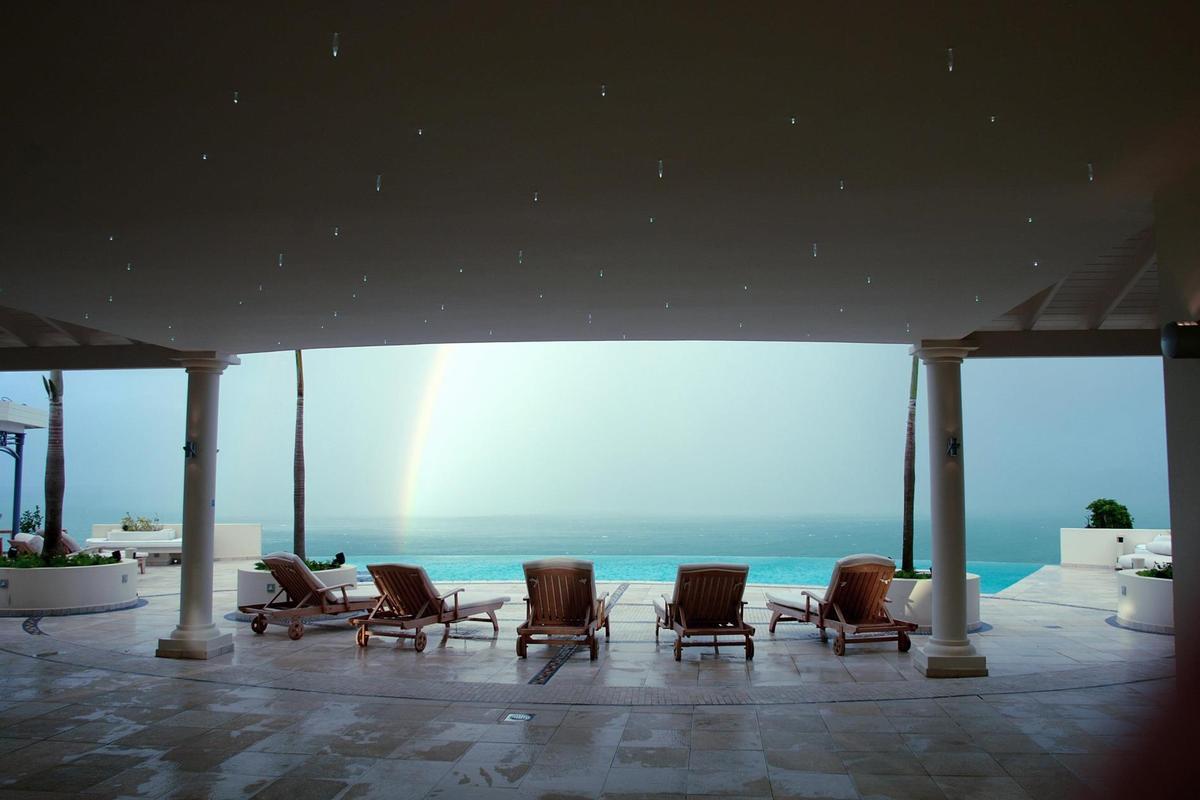 Mansions A stunning Caribbean rental villa