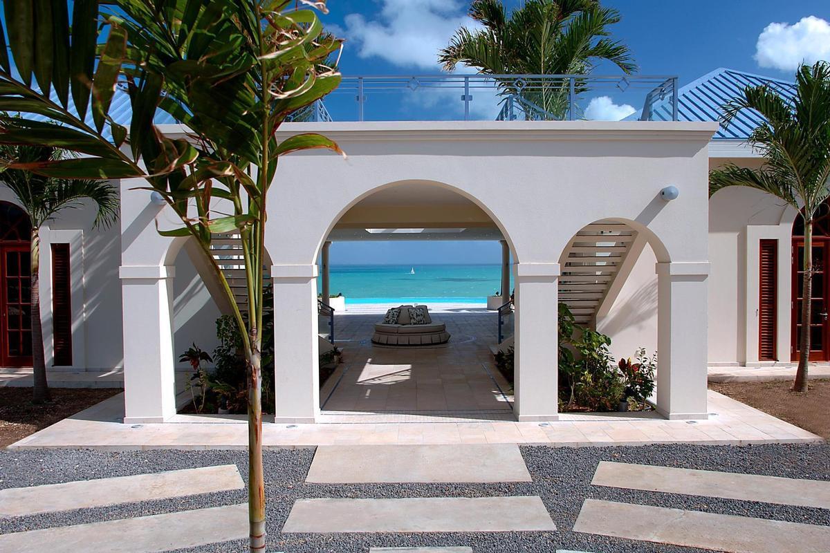 Luxury properties A stunning Caribbean rental villa