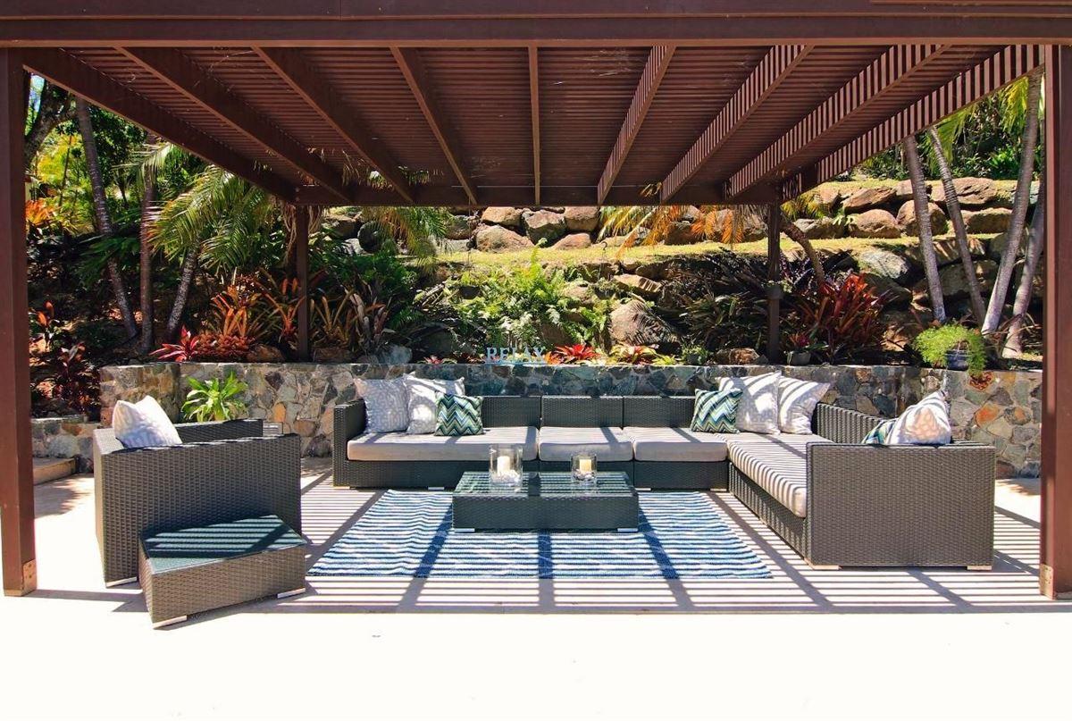 Luxury homes tranquil st thomas rental