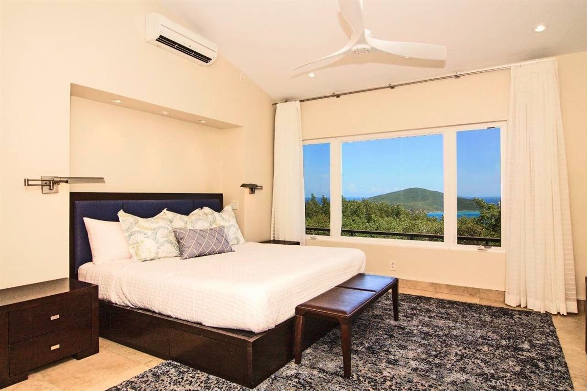 tranquil st thomas rental mansions