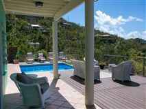 Caribbean Colors in st john luxury homes