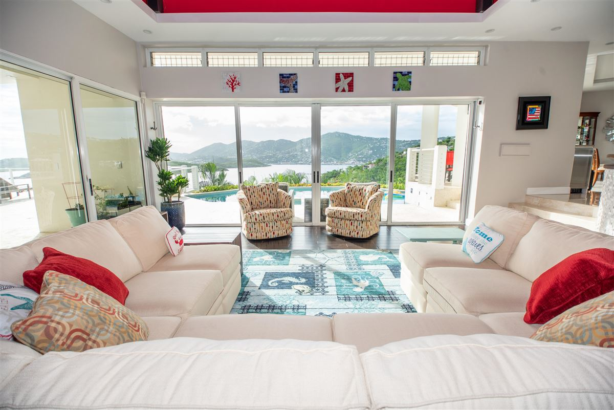 privacy and tranquility  luxury homes