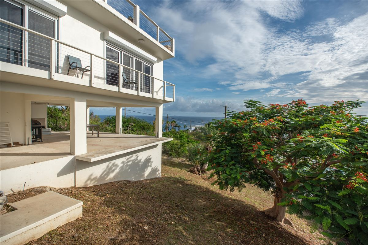 Luxury properties privacy and tranquility