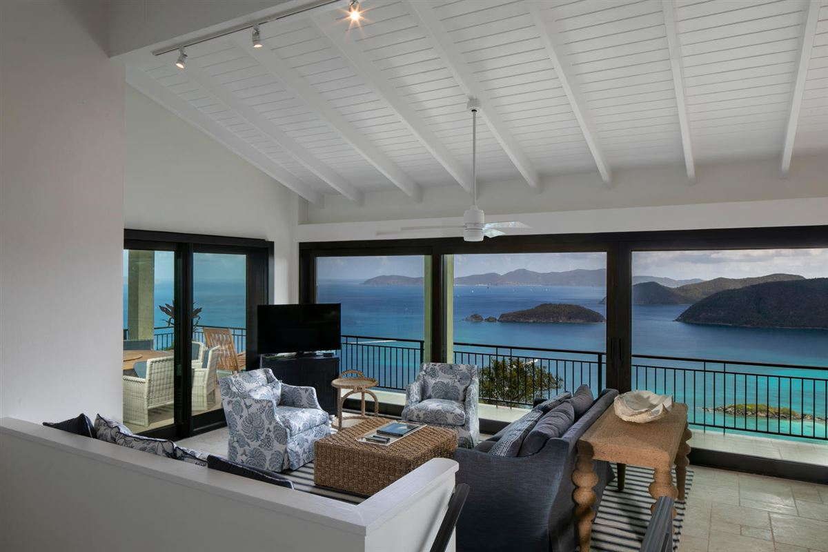 Luxury properties magnificent luxury pool villa