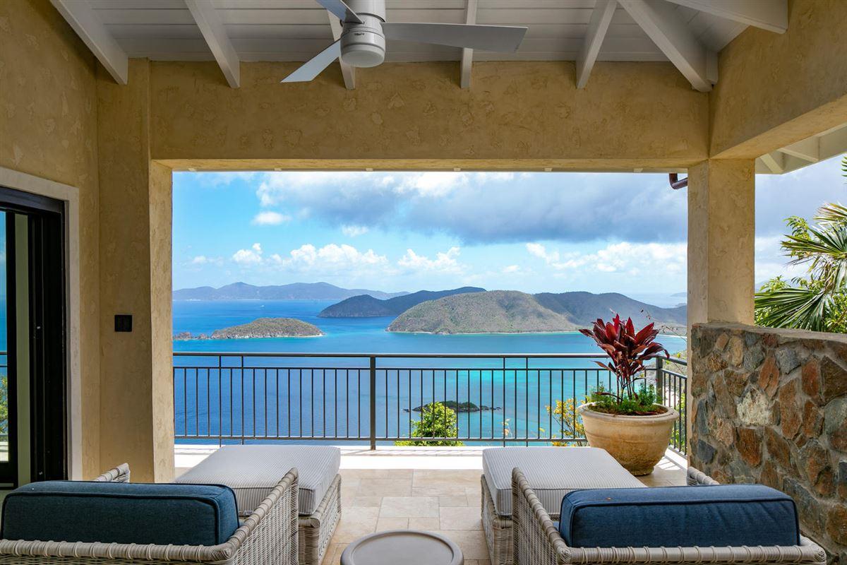 Luxury real estate magnificent luxury pool villa