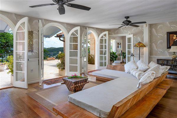 Luxury properties gated Caribbean estate