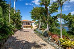 Luxury homes gated Caribbean estate
