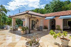 Luxury real estate gated Caribbean estate